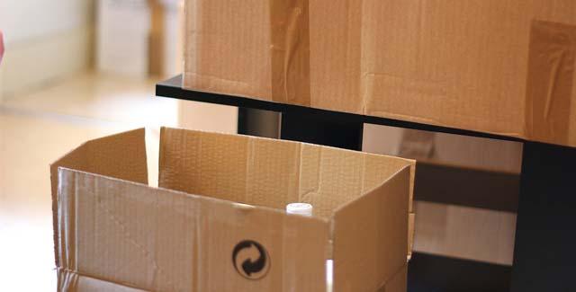 emballage a domicile