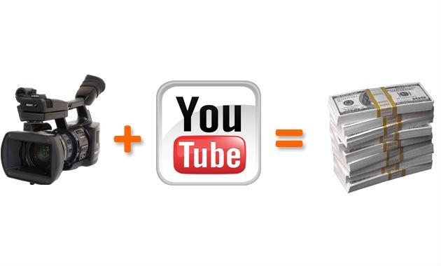 Comment gagner de l'argent sur YouTube? 10€ à 100€ par jour avec des vidéos!