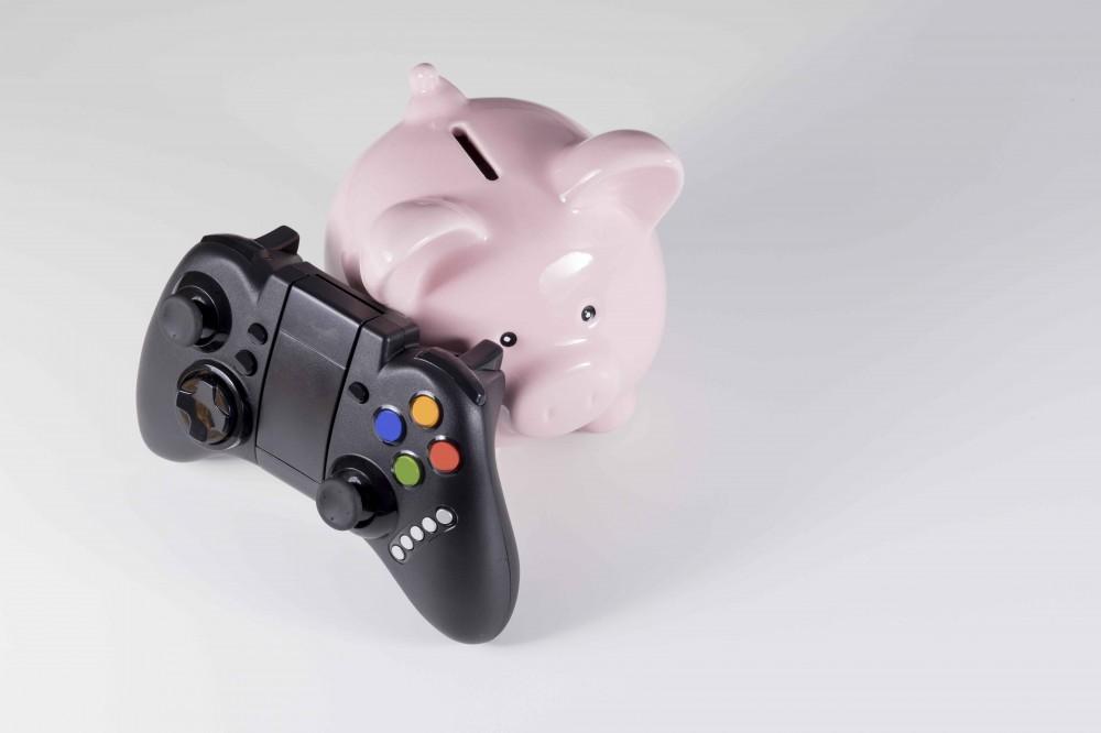 argent jeux vidéo