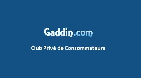 Gaddin Avis et Test 2021 – sondages rémunérés pour gagner de l'argent!