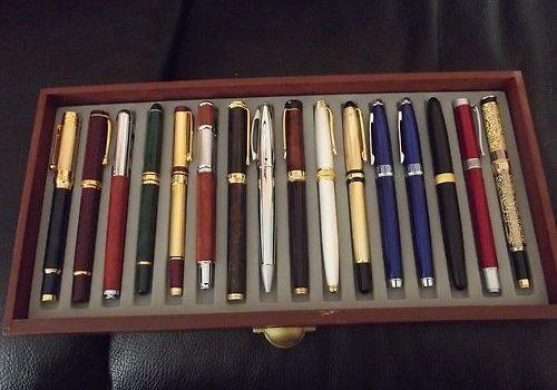 assemblage de stylo