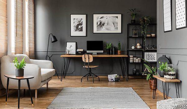 6 conseils pour aménager un bureau à la maison
