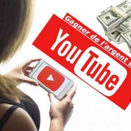 Comment gagner beaucoup d'argent sur Youtube facilement, sans créer de vidéos ?